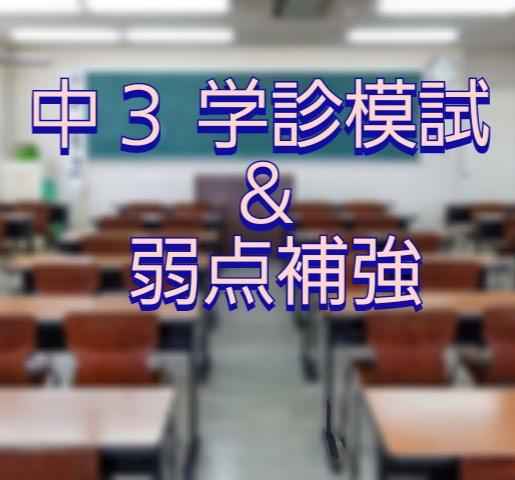 中3 学診模試